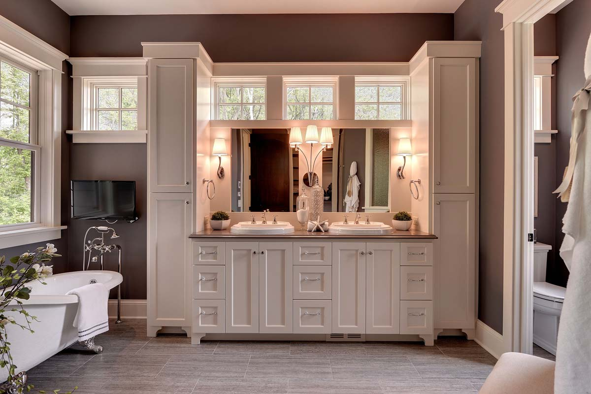 Bathroom gallery alamo cabinets for Custom cabinetry